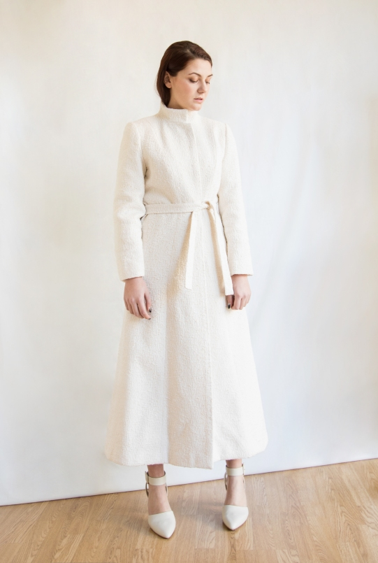 cappotto sposa total