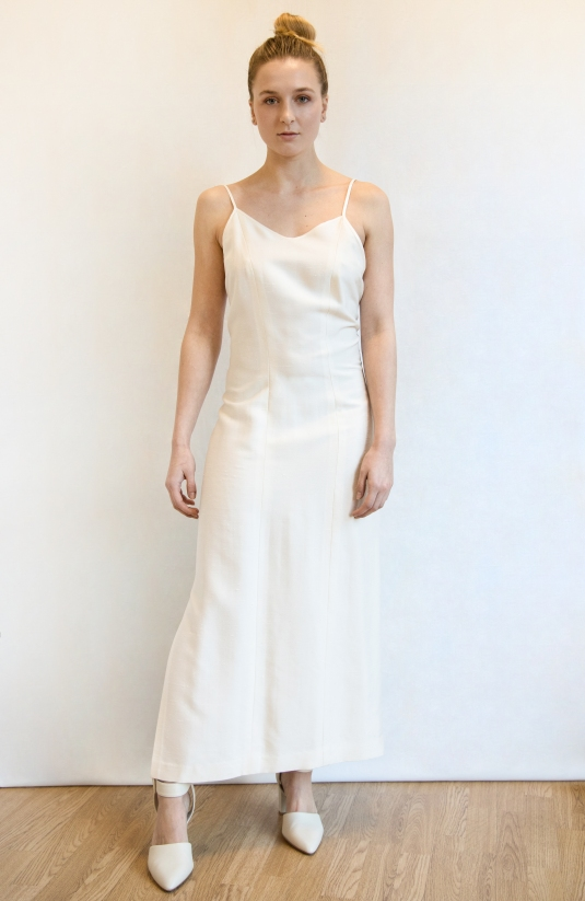 sottoveste shantung sposa total